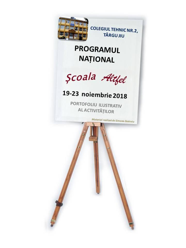 Scoala altfel 2018