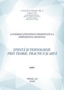 Coperta carte SIMPOZION 2020 COLEGIUL TEHNIC NR. 2 TG-JIU_001